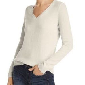 Cashmere Charter Club Luxury V-Neck Knit Sweater
